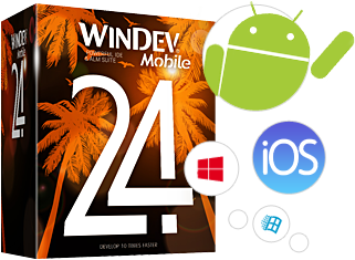 WINDEV Mobile: Create in just a few hours your iOS, Android, Windows 10 Iot applications