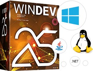 WINDEV: Create Windows, .Net, Linux and Mac applications 10 times faster