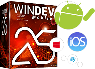 WINDEV Mobile: Create iOS, Android, Windows 10 Iot applications in a few hours