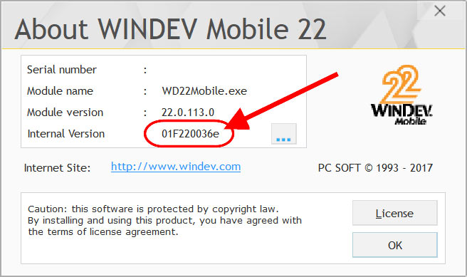 About WINDEV Mobile