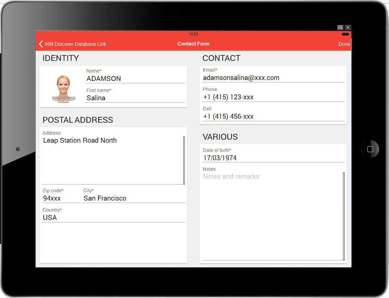 WINDEV Mobile EXPRESS: Free with no time limit